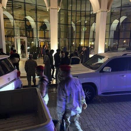 طالبت بإقالة المنقوش والعايب.. ميليشيات تقتحم فندقاً يجتمع فيه المجلس الرئاسي الليبي