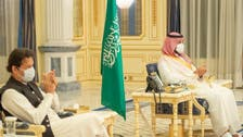 Saudi Crown Prince, Pakistan's PM hold talks as bilateral agreements, MoUs signed