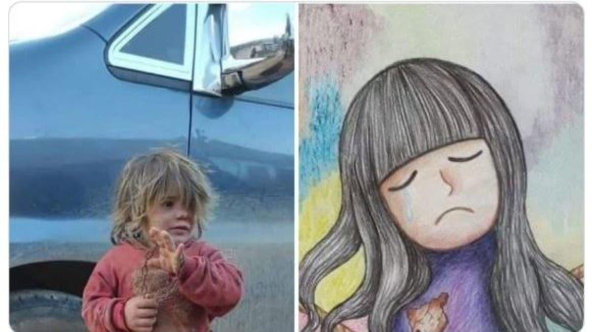 نهلة ذات الـ6 أعوام.. قيدها والدها بالسلاسل وسجنها فماتت من الجوع