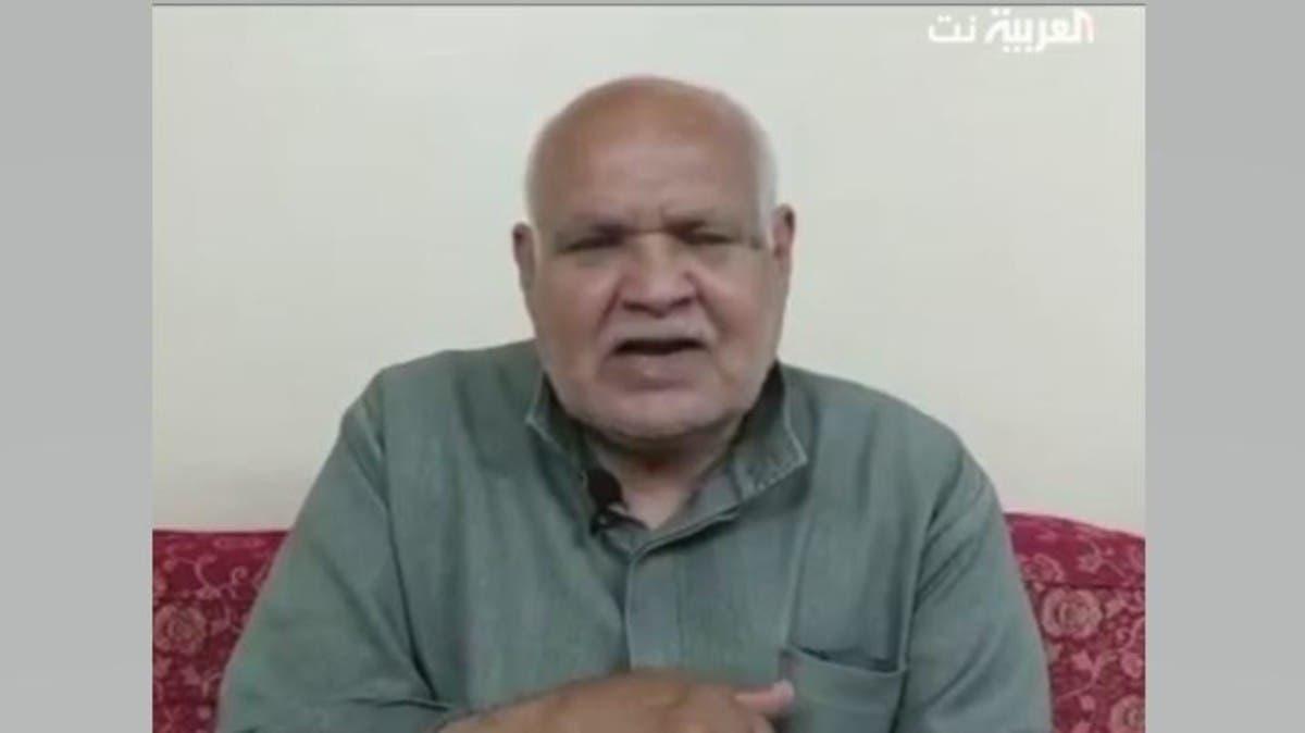 مسن مصري يروي للعربية.نت سبب بكائه أمام السيسي وما دار بينهما