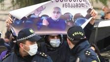 EU posts bail to free jailed Georgia opposition leader Melia