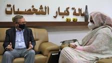 US envoy visits Sudan for Nile dam talks after Egypt trip