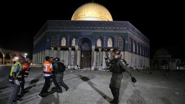 بیت المقدس میں کشیدگی روکنے کے لیے اسرائیل فوری حرکت میں آئے : یورپی یونین