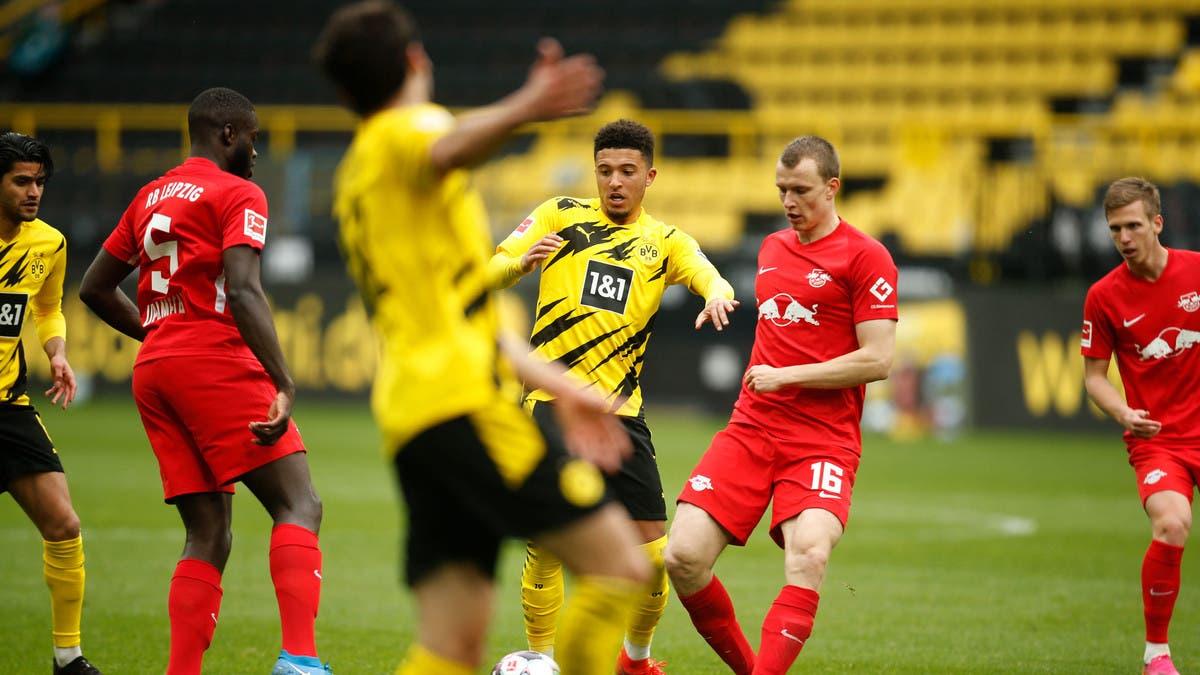بايرن ميونخ بطلاً للدوري الألماني بعد خسارة لايبزيغ
