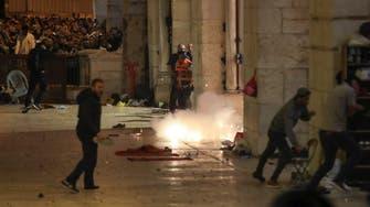 Saudi Arabia condemns 'blatant' attacks by Israeli forces on al-Aqsa Mosque