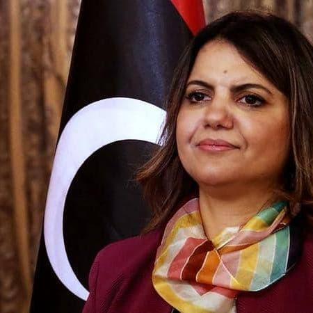"""سر الهجمة على وزيرة خارجية ليبيا.. """"ظل الإخوان حاضر"""""""