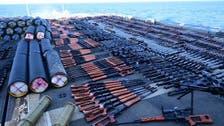پنتاگون: محموله سلاح ضبط شده در دریای عرب از یک بندر ایرانی آمده بود