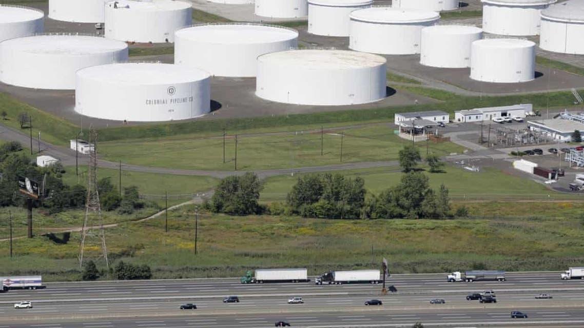 خط انتقال سوخت در آمریکا