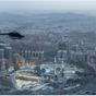 سیکورٹی ایوی ایشن کی اڑان ، حرم مکی کے پُر ہیبت فضائی مناظر