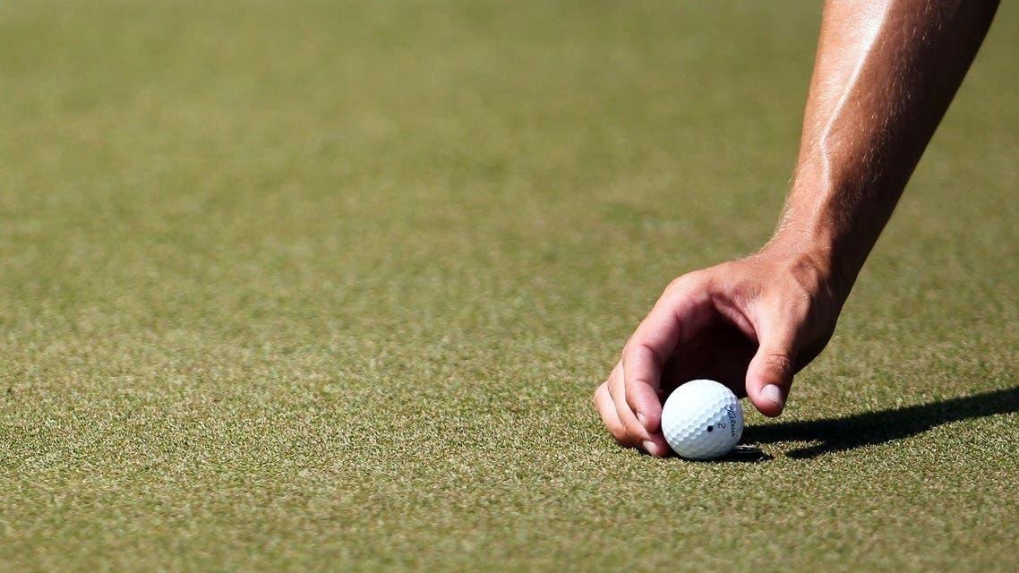 A file photo shows a golf tournament in Rio Grande, Puerto Rico, March 6, 2015. (AP)
