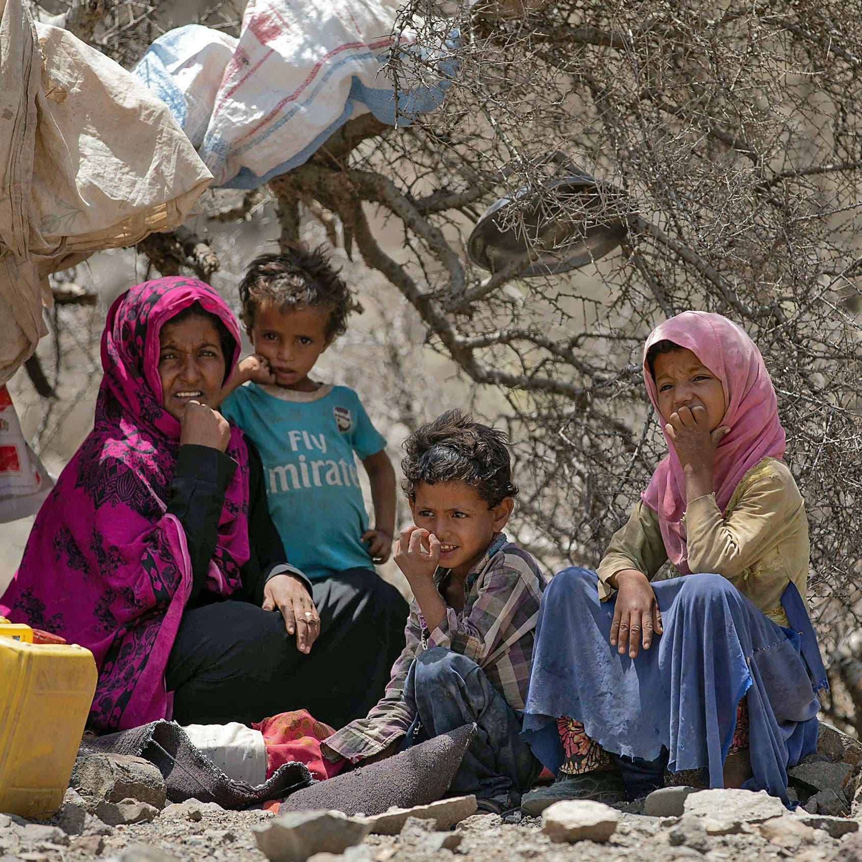مع استمرار الحصار الحوثي.. سوء التغذية يهدد أطفال تعز
