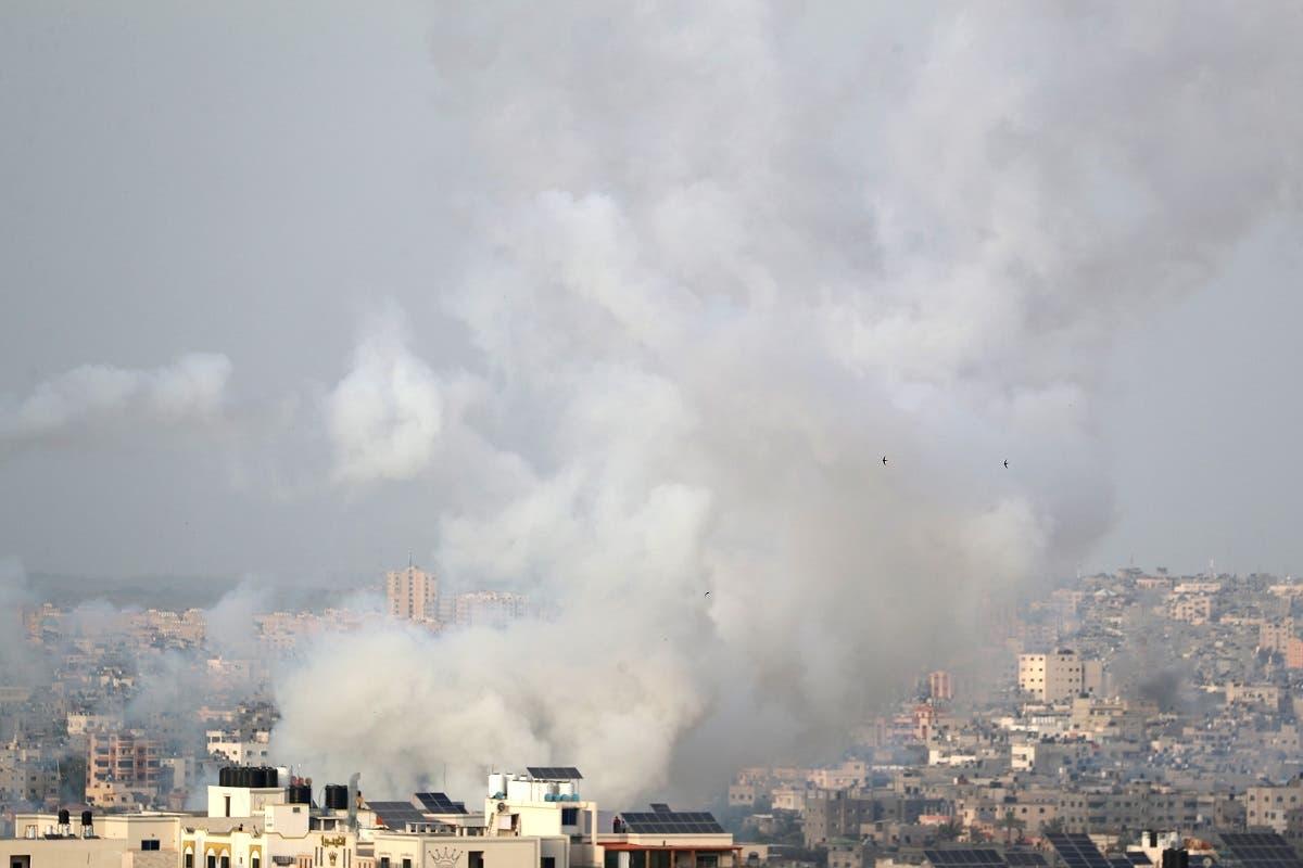 پرتاب موشک از غزه به سمت عسقلان