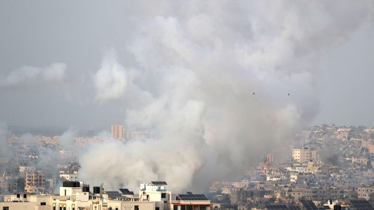 إسرائيل تكثف هجماتها على غزة.. ومقتل قياديين بالجهاد وحماس