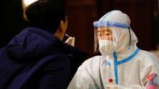 China neighborhood on lockdown after COVID-19 virus upsurge