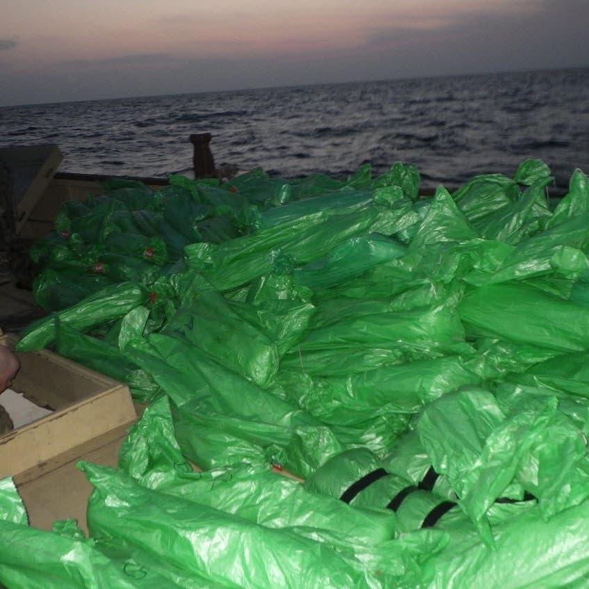 اليمن: شحنة بحر العرب المصادرة أكبر دليل على عبث طهران