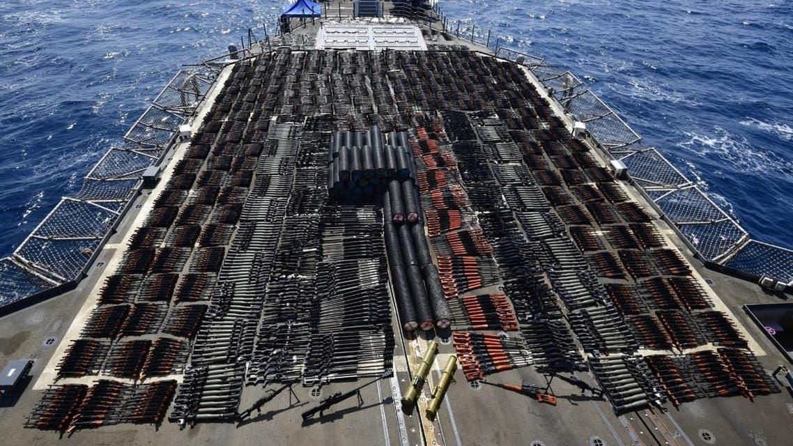 أسلحة بحر العرب