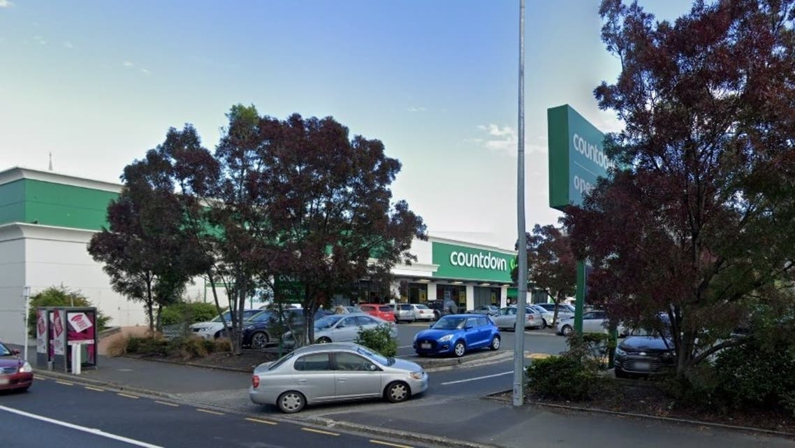 A man began stabbing people at a New Zealand supermarket Monday, wounding five people, three of them critically, according to authorities. (Twitter)