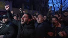 Armenians rally in support of ex-president Kocharyan ahead of vote