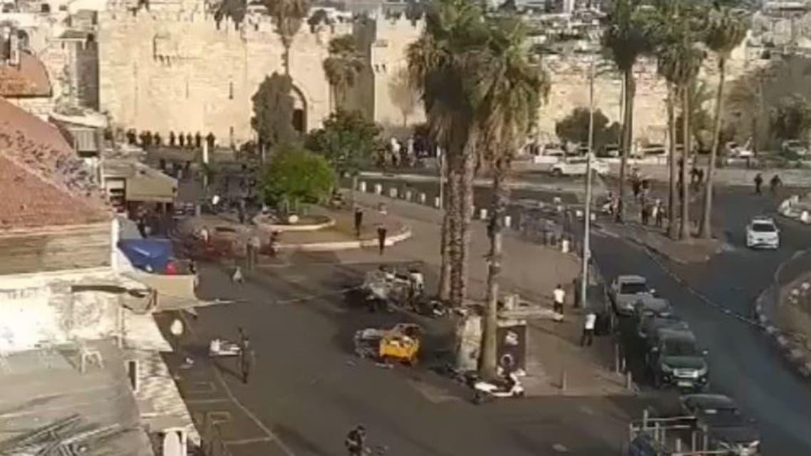 سفارات الانذار تدوي في القدس