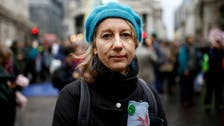 UK climate activist Gail Bradbrook arrested after attacks on HSBC and Barclays