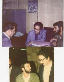 ابو وفا و بنیصدر