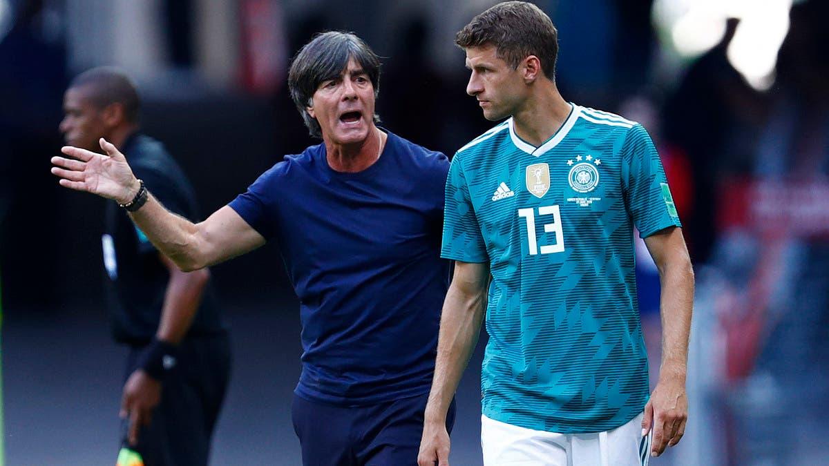 لوف يسعى لضم مولر في كأس أوروبا