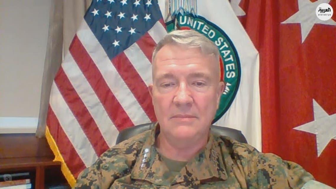 Gen. McKenzie interview on Arabiya TV