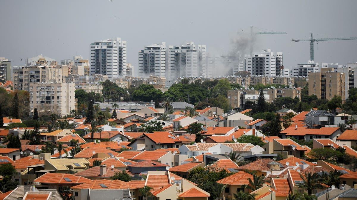 مصادر العربية: مصر تعمل على هدنة سريعة لوقف التصعيد بغزة