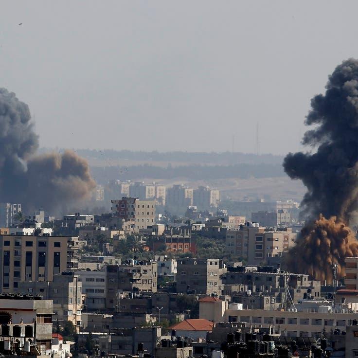 العدوان الإسرائيلي على غزة يحصد 67 قتيلاً و388 جريحاً