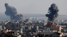 Israel strikes lead to 26 Palestinian deaths, while Hamas rockets kill two Israelis
