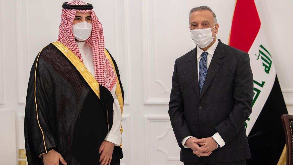 الأمير خالد: السعودية ستبقى بجانب العراق بأخوة من القلب وبشراكة لا تنضب