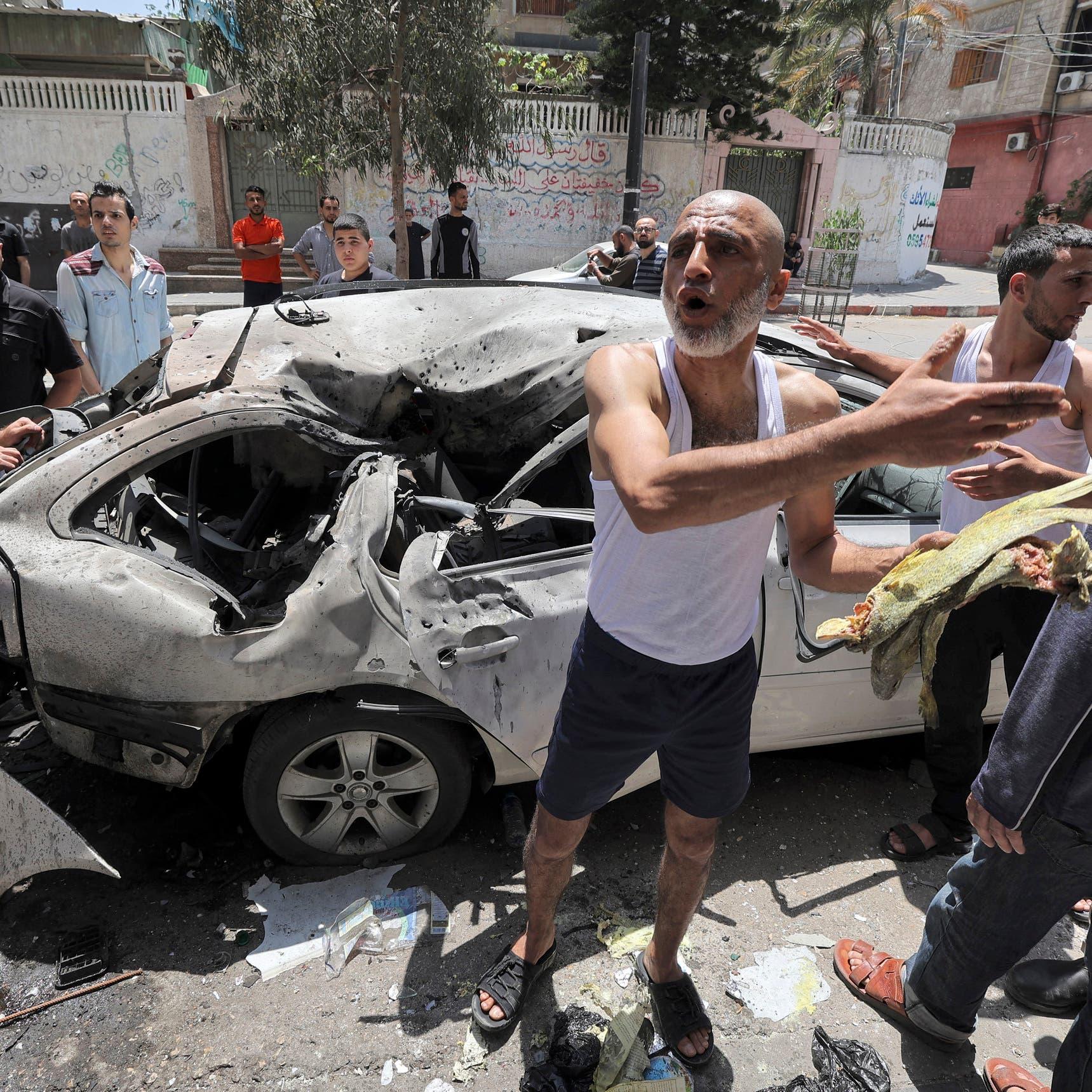 Israeli airstrikes kill 115 Palestinians in Gaza, including 27 children, 11 women