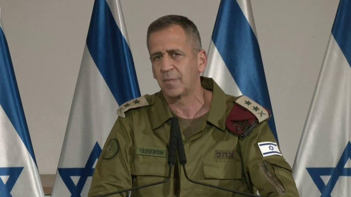 رئيس الأركان الإسرائيلي