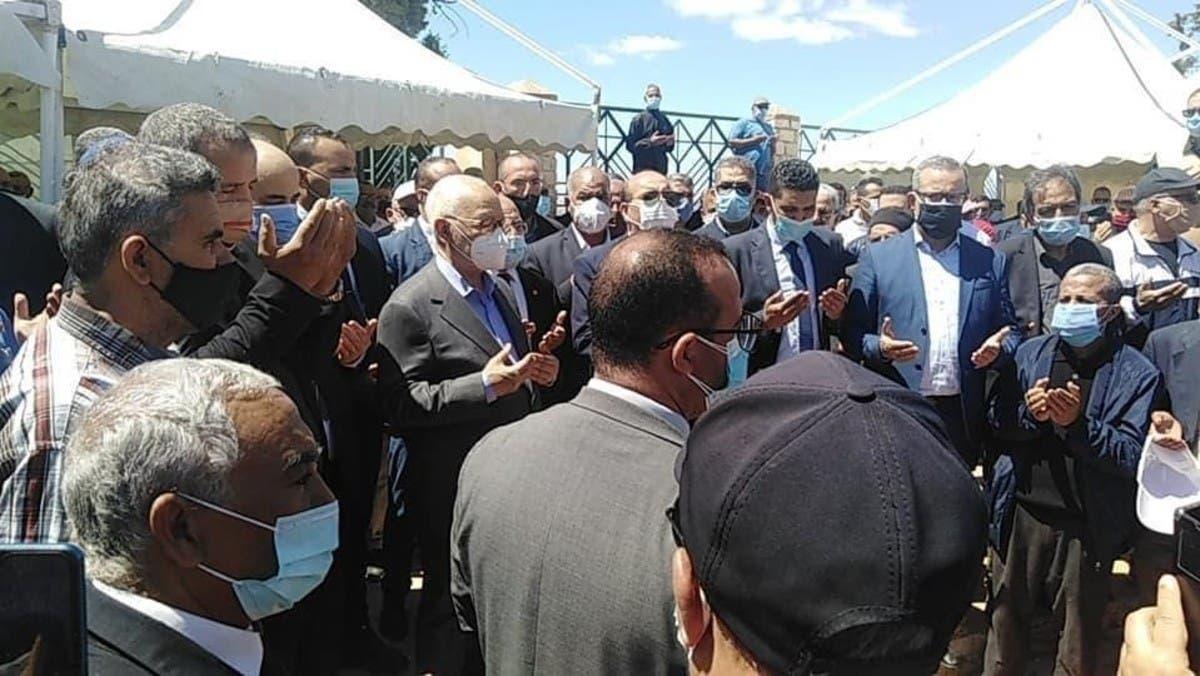 جنازة نائب عن النهضة تثير جدلاً.. اتهام للغنوشي بخرق القانون