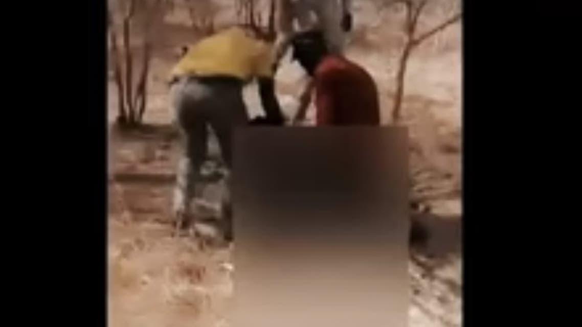 اغتصاب فتاة النيل الأزرق