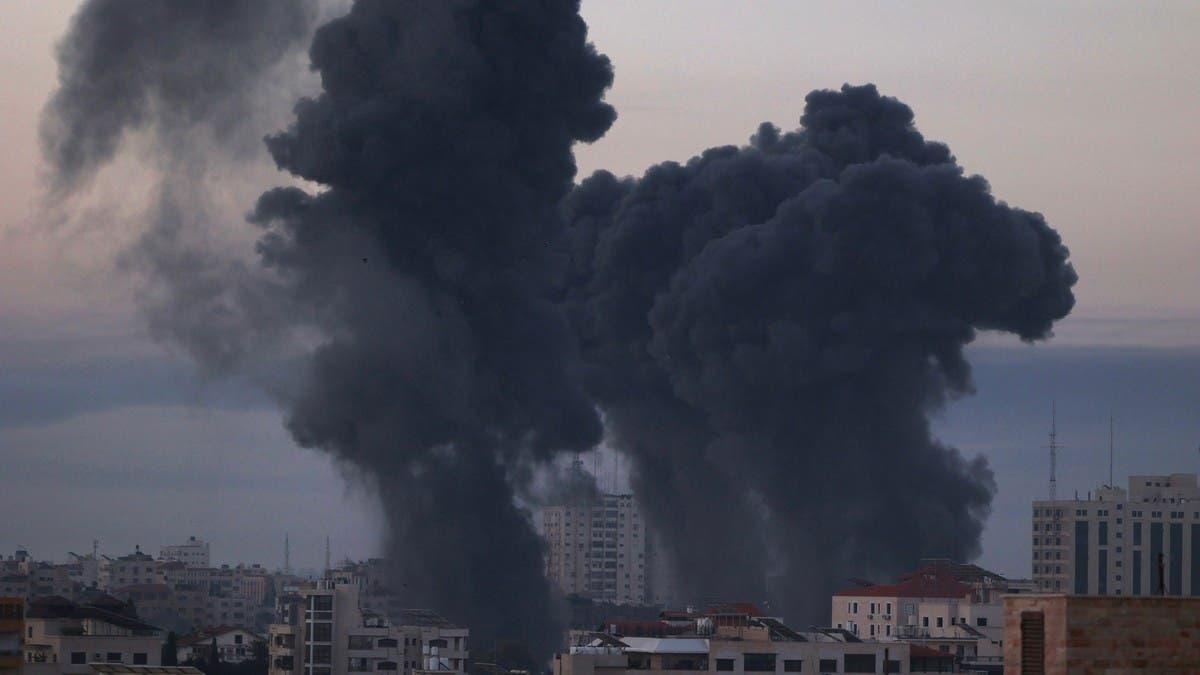 جونسون حزين: يجب وقف العنف فوراً بين إسرائيل والفلسطينيين