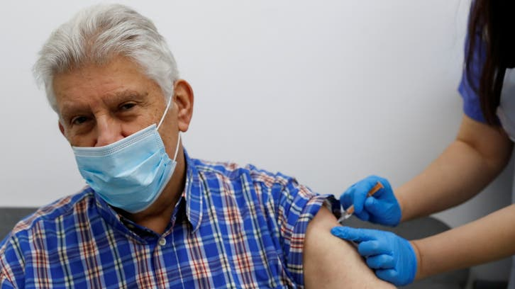 UK to flex vaccine rollout to tackle Indian COVID-19 variant