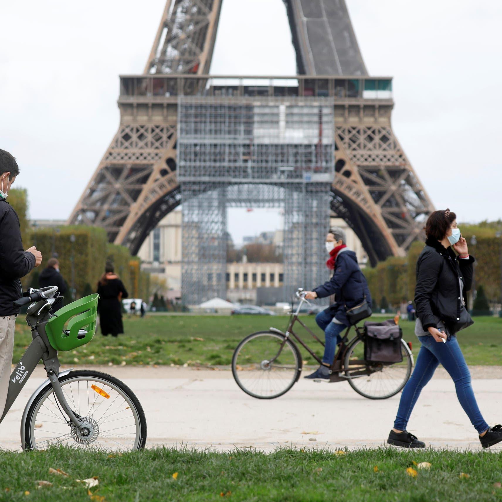 Masks no longer mandatory outdoors in France from Thursday: PM