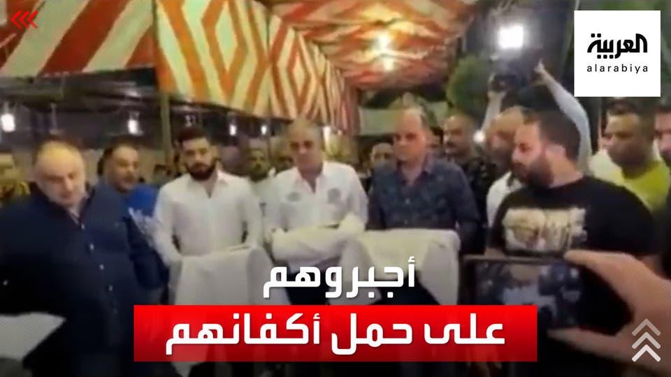فيديو الأكفان في مصر.. القبض على المتورطين