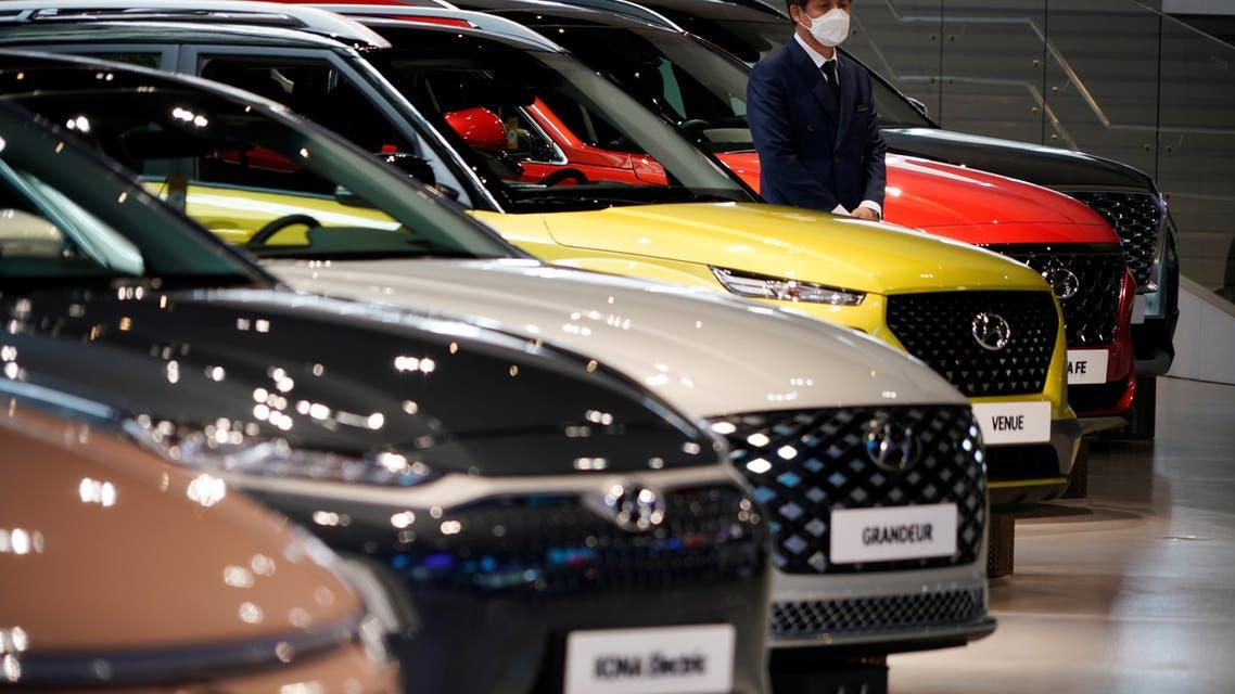 معرض لسيارات هيونداي