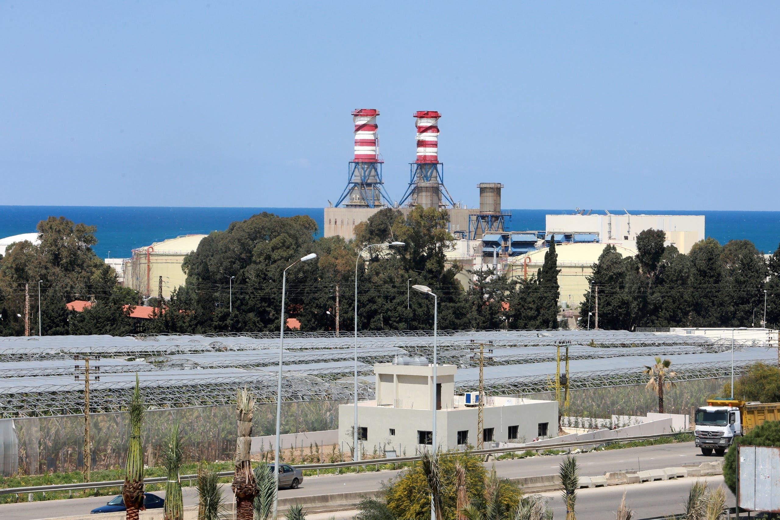 أزمة الكهرباء في لبنان (رويترز)