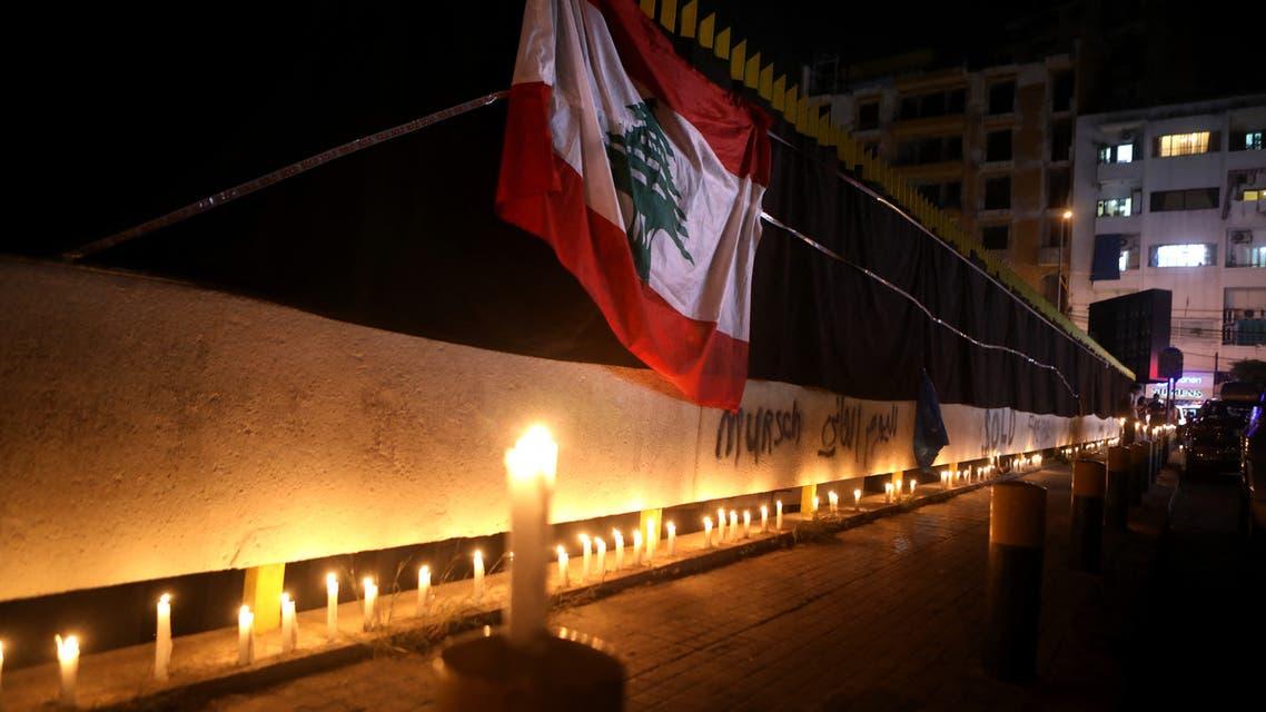 أزمة الكهرباء في لبنان (فرانس برس)
