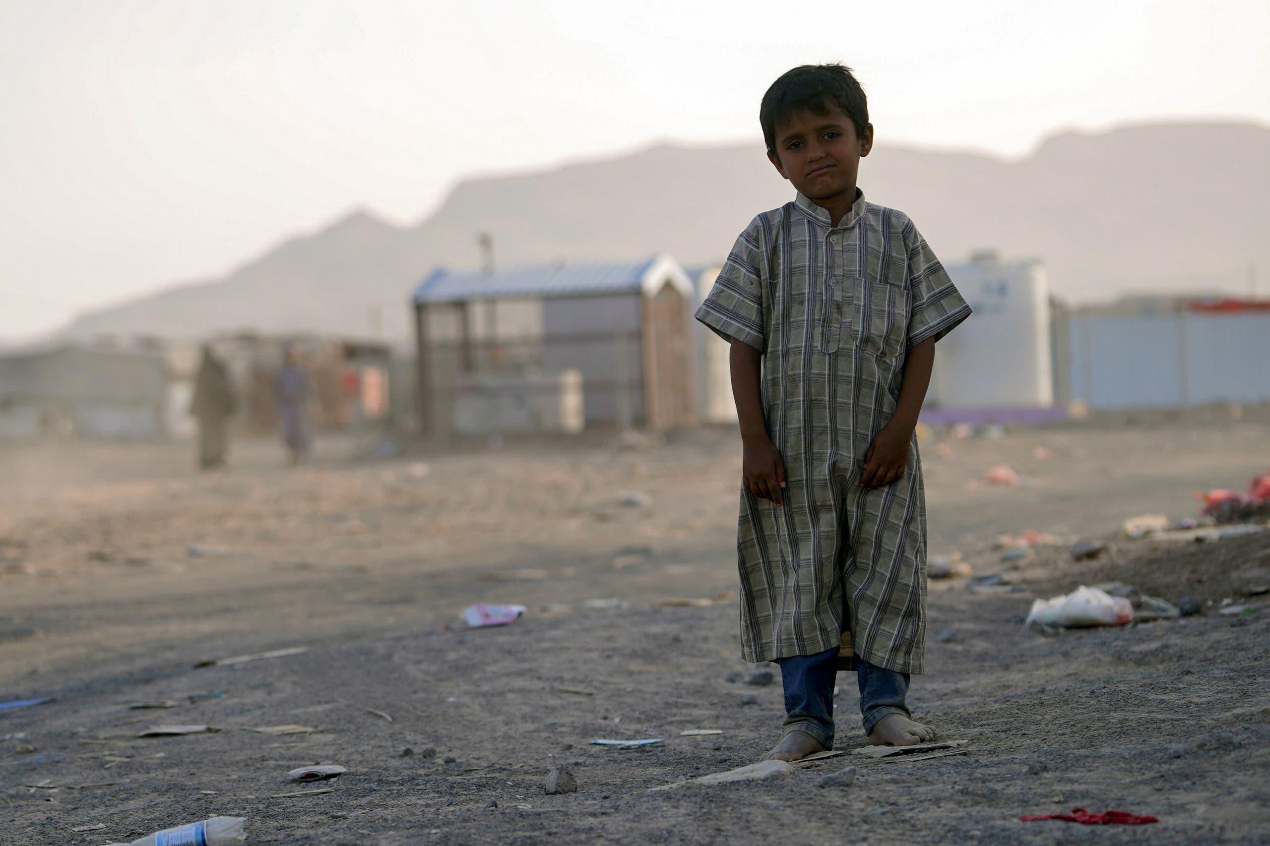 کودک یمنی (رویترز)