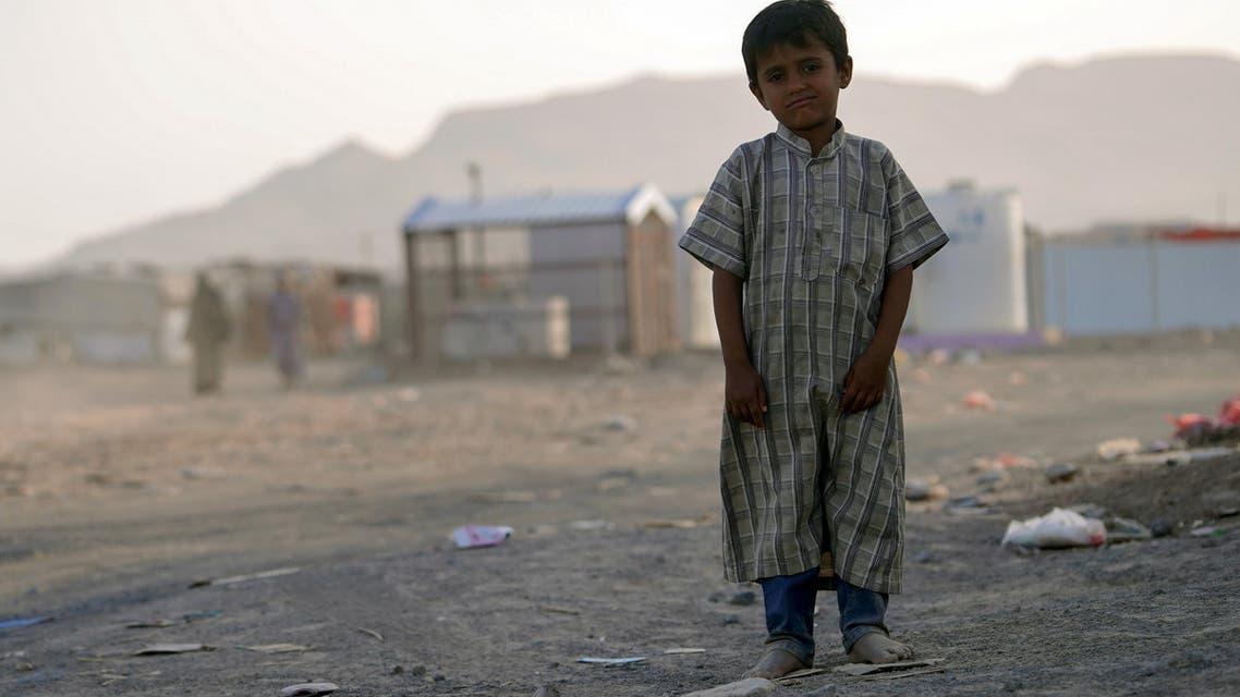 طفل يمني (رويترز)
