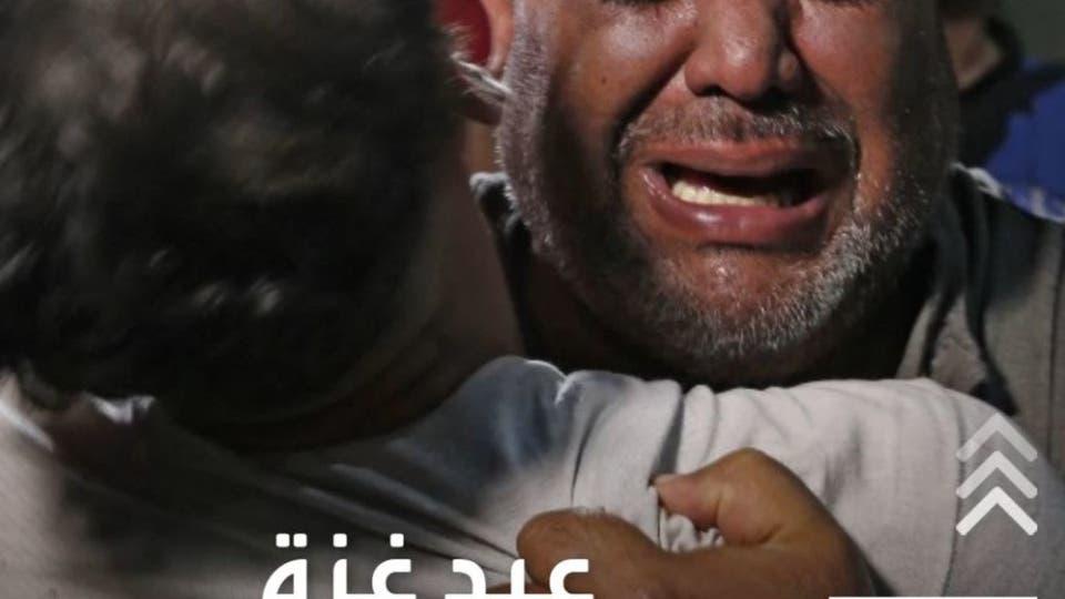 غزة تستقبل أول أيام العيد بغارات جوية وقصف مدفعي إسرائيلي