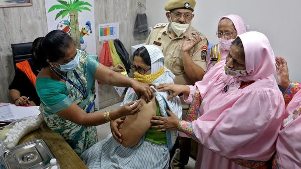 India's COVID cases above 24 million as mutant spreads across globe