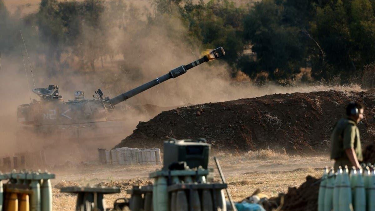 استعداداً لاجتياح بري.. كثف إسرائيلي مكثف على غزة