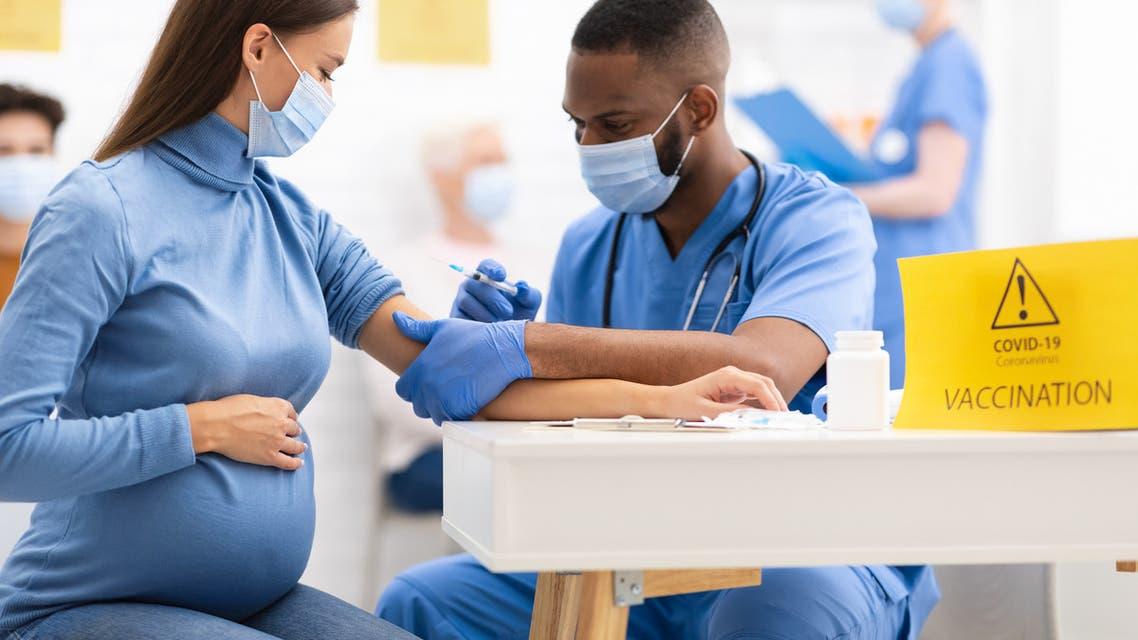 تطعيم الحوامل