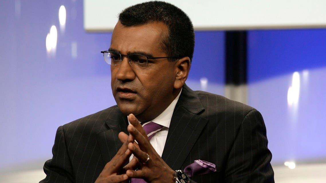 File photo of journalist Martin Bashir. (AP)