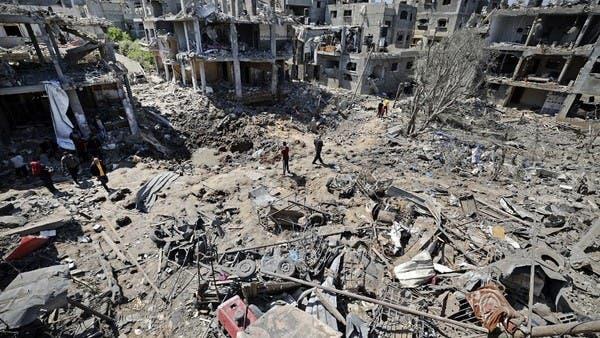 حشد إسرائيلي على حدود غزة.. وحماس تطلق طائرة انتحارية